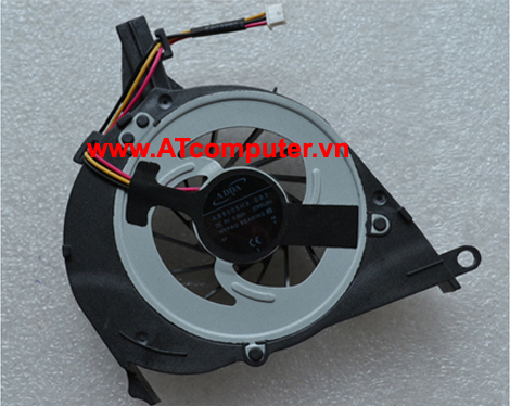 FAN CPU TOSHIBA Satellite L650, L650D, L655, L655D Series. Part: AB8005HX-GB3(CWBL6A), AD5505HX-GB3