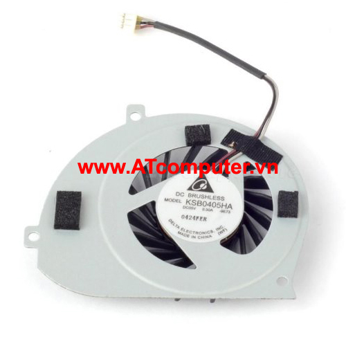 FAN CPU TOSHIBA Satellite T135, T135D Series. Part: KSB0405HA-9E73, AD5805HX-QB3(CWBU3)