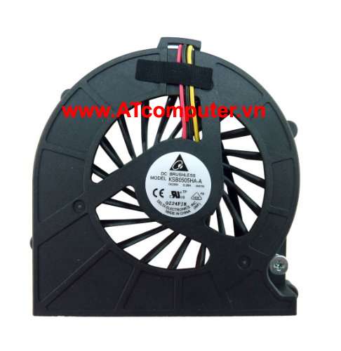 FAN CPU TOSHIBA Satellite L630, L635 Series. Part: KSB0505HA-A(-9M1N), KSB0505HA-A(-AH93)