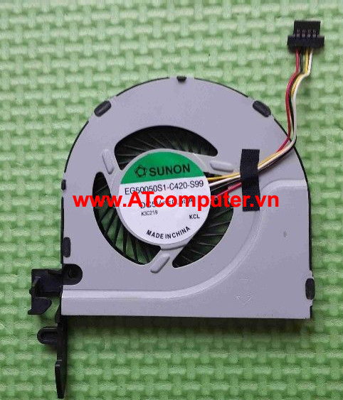 FAN CPU TOSHIBA Chromebook CB30-A, CB35-A Series. Part: EG50050S1-C420-S99