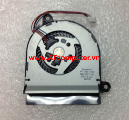 FAN CPU TOSHIBA KIRA-A, KIRA-AT01S, KIRABook 13, KIRA-101 Series. Part: UDQFC50Y1DT0, G61C0001C210