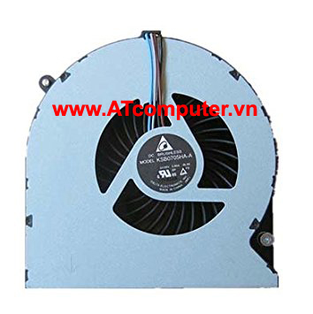 FAN CPU TOSHIBA Qosmio X870, X875 Series. Part: KSB0705HA-A(-BL68), V000280340