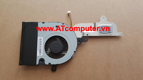 FAN CPU TOSHIBA Satellite C55-B, C55T-B Series. Part: AT15F001DT0, AT15F001SS0