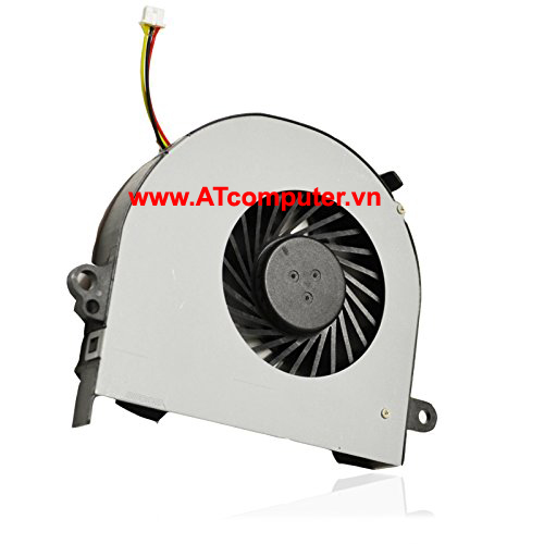 FAN CPU TOSHIBA Satellite C70, C70A, C70D, C75, C75D, L70, L75, L75D, S75 Series. Part: