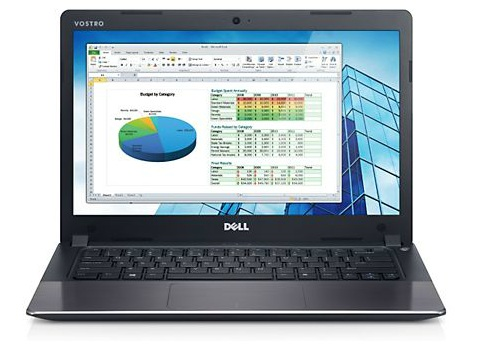 Dell Vostro V5470, i7-4600U, 4G, 320G,  14.0 LED, WF, WC, VGA GT 740M 2GB