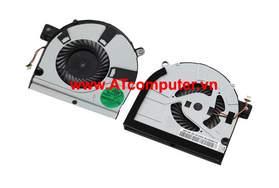 FAN CPU TOSHIBA Satellite M40T, M50-A Series. Part: AB07505HX060300(0CWZRMAA), DC28000DTA0