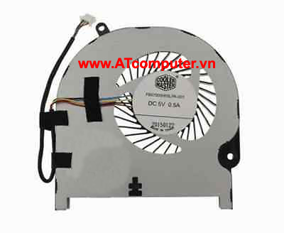 FAN CPU TOSHIBA Satellite P55W-C, P55W-C5200D, P55W-C5208X-4K Series. Part: AB07505HX050B00(00CWEOS), H000082100