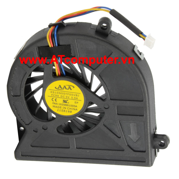 FAN CPU TOSHIBA Satellite P70, P75 Series. Part: MF75120V1-C180-G99, DFS602205M30T(FCCY), 3CBDBTM0I303