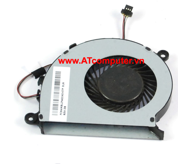 FAN CPU TOSHIBA Satellite S55-B Series. Part: FCN4MBLIFA0I40