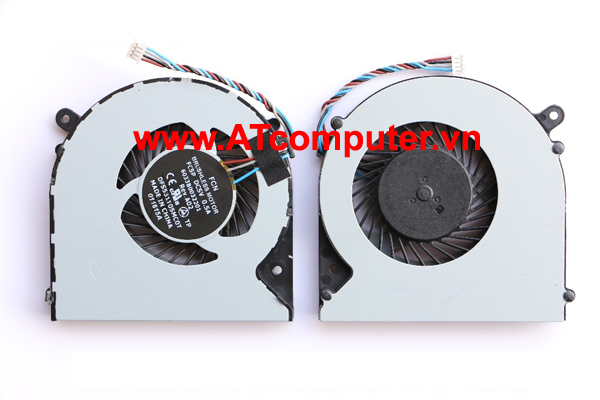 FAN CPU TOSHIBA Satellite L950, L950D, L955, S950, S955 Series. Part: V000300010, KSB0705HA(-CF18), 6033B0032201