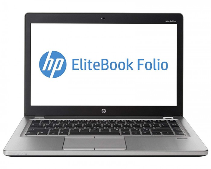 HP EliteBook Folio 9470M, i5-3437U, 4GB, SSD 128GB, 14.0