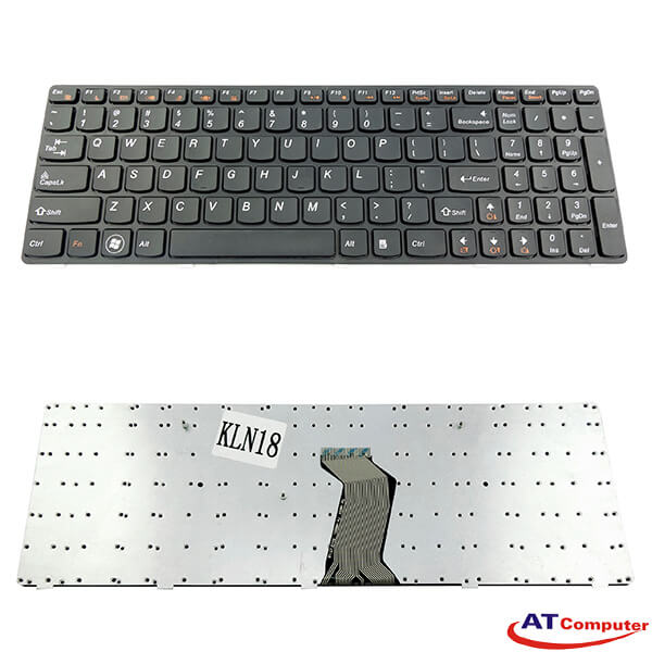Bàn phím Lenovo G500, G505, G510, G700 Series. Part: 25210891, MP-12P83US-6861, 25210921, V-117020ZS1-US