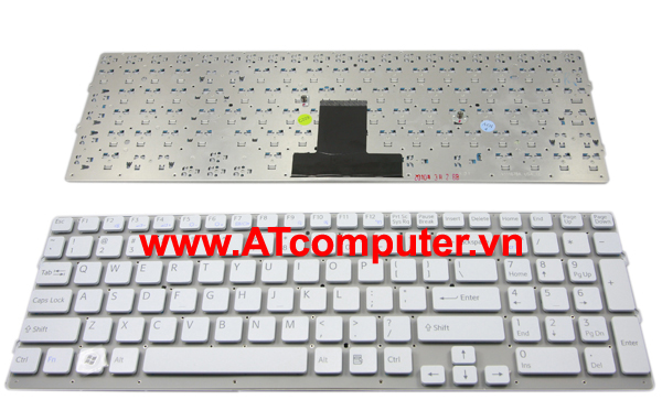 Bàn phím SONY VAIO VPC-EB Series. Part: 148793221, MP-09L23US-8861