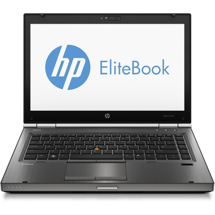 HP Elitebook 8470W, i7-3520M, 4GB, 320GB, 14.0, VGA ATI HD 7600M 1GB