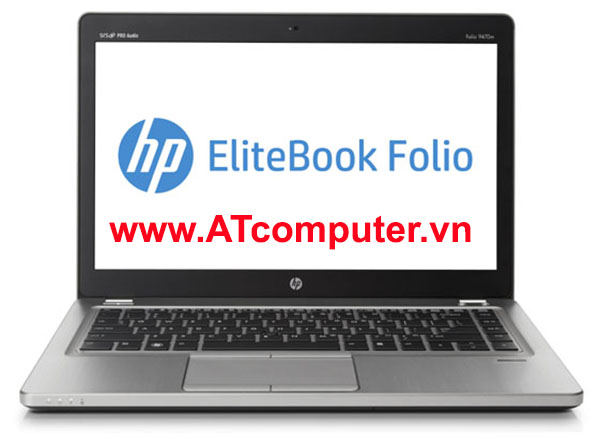HP EliteBook Folio 9470M, i5-3437U, 4G, SSD 120Gb, 14.0 LED, WF, WC, 6cell