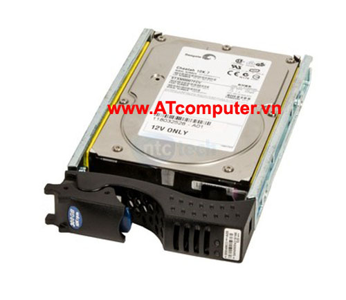 HDD EMC 600GB SAS 10K 3.5''. Part: 504928