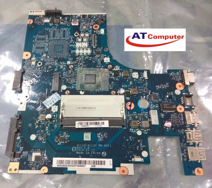 MainBoard LENOVO G40-30, i3-4030U, VGA share. Part: ACLU9, ACLU0, NM-A311