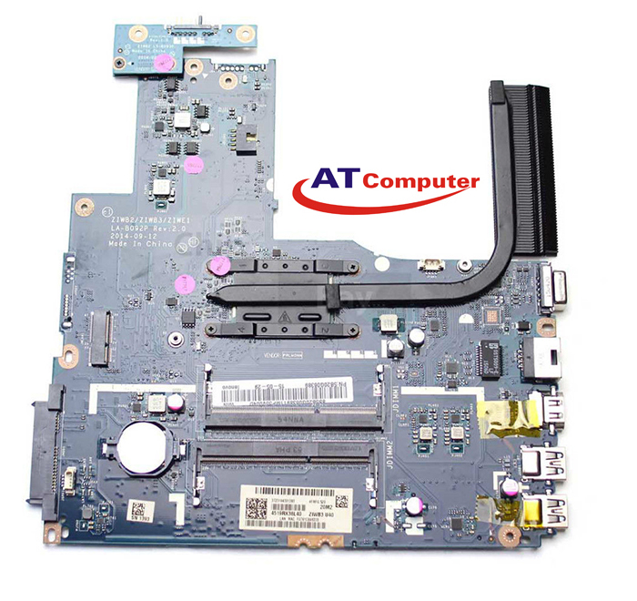 MainBoard LENOVO IdeaPad 305, i5-5200U, VGA share. Part: 5B20K84239, LA-B092P