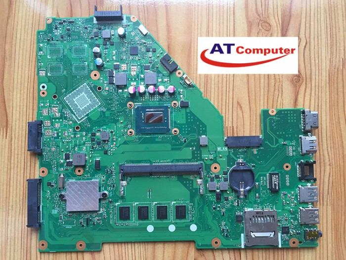 MAINBOARD ASUS X550CC, X550CL, i5-3337U, VGA share. Part: 2117U GM, 60NB00U0-MBI010