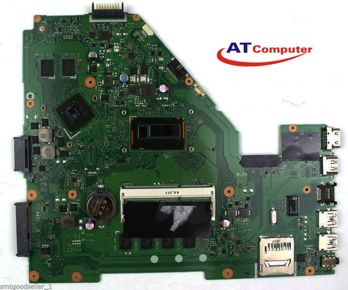 MAINBOARD ASUS X550LD, i5-4210U, VGA rời. Part: 60NB04T0-MB1802
