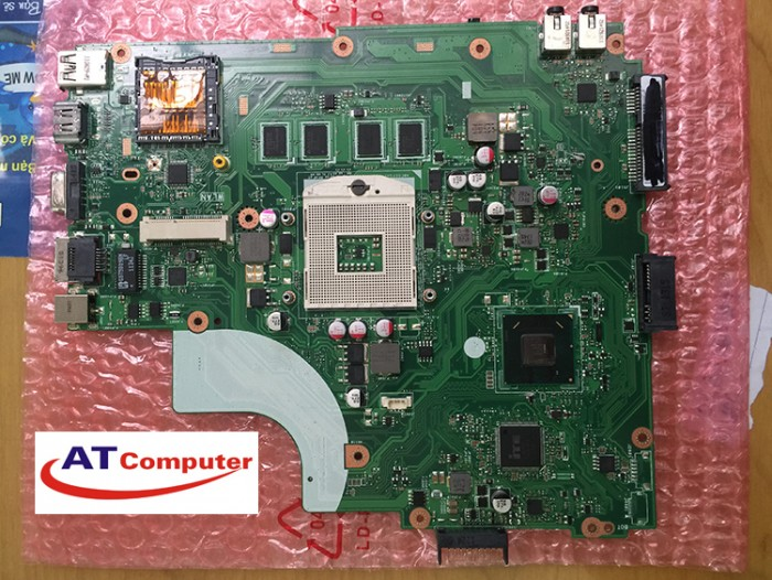 MAINBOARD ASUS X44H, K43L, Ram on, VGA share