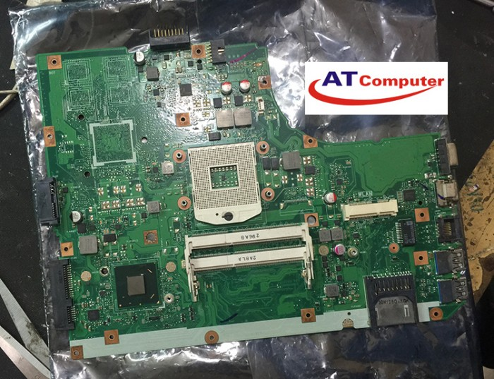 MAINBOARD ASUS K55A, A55A, VGA share. Part: 60-N89MB1301-A04