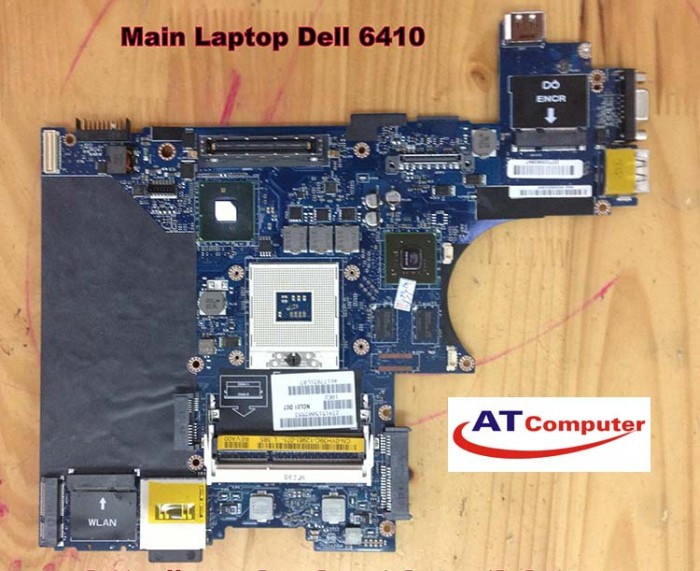 MAINBOARD DELL E6410, VGA rời. Part: NCL00, LA-5471P