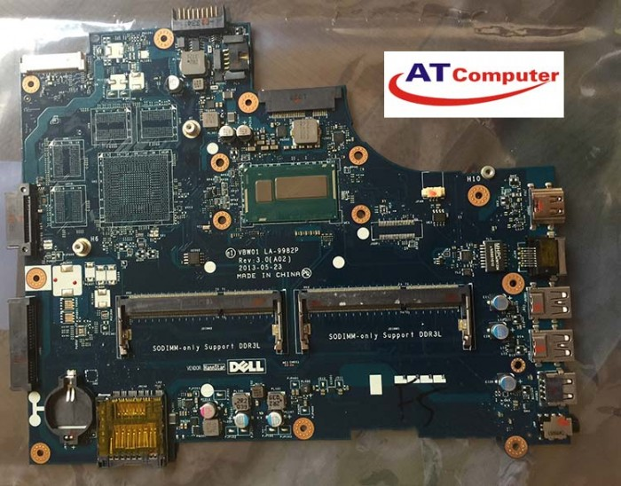 MAINBOARD DELL Inspiron 3537, i3-4010U, VGA share