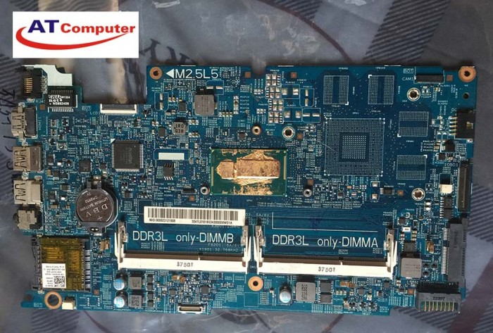 MAINBOARD DELL 7537, i7-4500U, VGA share