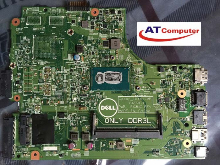 MAINBOARD DELL 3542, i5-4210U, VGA share