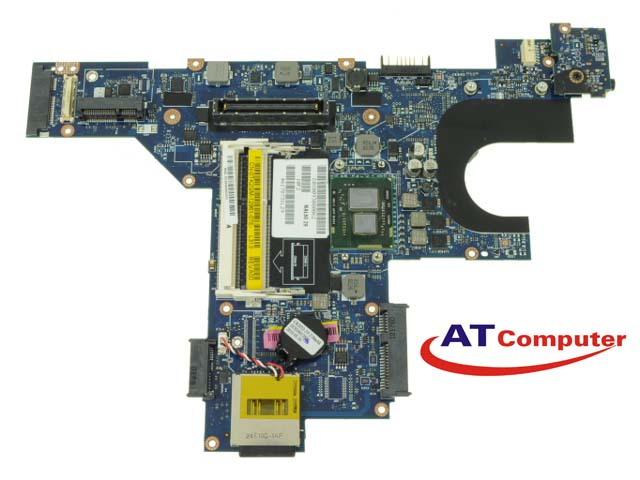 MAINBOARD DELL E4310, i5-460M, VGA share. Part: 37MYX, 037MYX, 5TMMX, 05TMMX