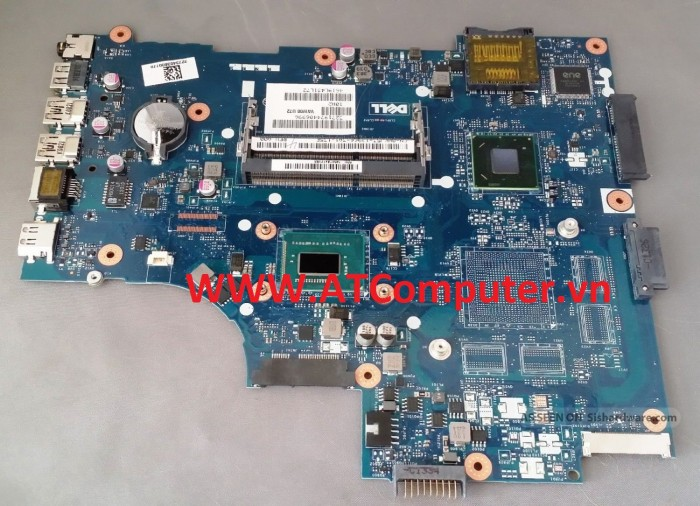 MAINBOARD DELL Inspiron 3521, 5521, i5-3337U, VGA share. Part: LA-9104P