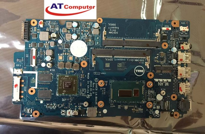 MAINBOARD DELL 5547, i7-4510U, VGA rời. Part: LA-B012P