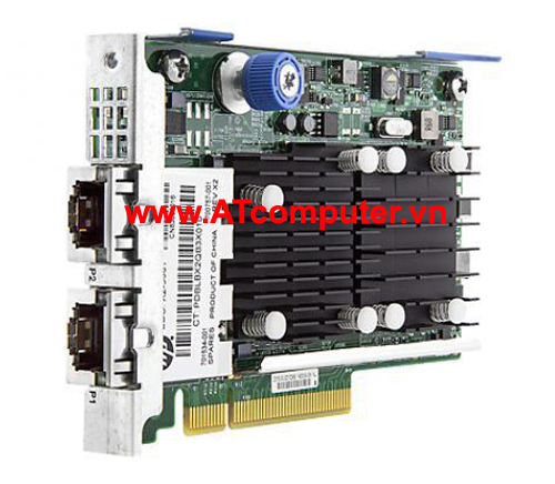 HP Ethernet 10Gb Dual Port 562SFP+ Adapter. Part: 727055-B21