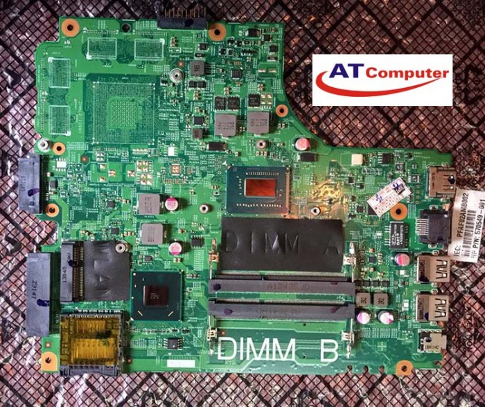 MAINBOARD DELL 3421, i5-3337U, VGA share. Part: WVWFH, CN-0WVWFH