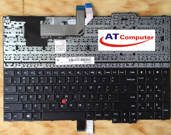 Bàn phím LENOVO Thinkpad E555, E550. Part: V147820AS1