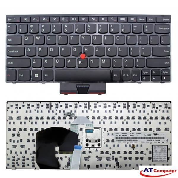 Bàn phím Lenovo Thinkpad S230U. Part: 04W2926