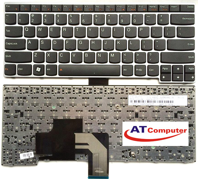 Bàn phím LENOVO V490 V490U, V490UA. Part: 25205736, V135820AS2