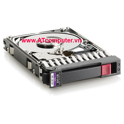 HDD HP 300GB 12G SAS 10K 2.5''. Part: 785067-B21