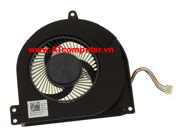 FAN CPU DELL Vostro 5460, 5470, 5480, V5460, V5470, V5480 Series. P/N: 0HGT7X 0PPD50