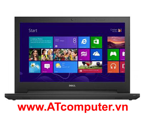 Dell Inspiron 3543, i5-5200U, 4G, 500G,  15.6 LED, WF, WC, VGA GT 820M 2GB