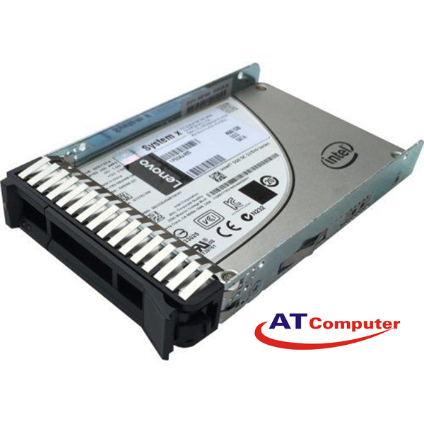 "IBM 400GB SSD SATA 2.5"" 6G SFF MLC G3HS. Part: 00AJ161"