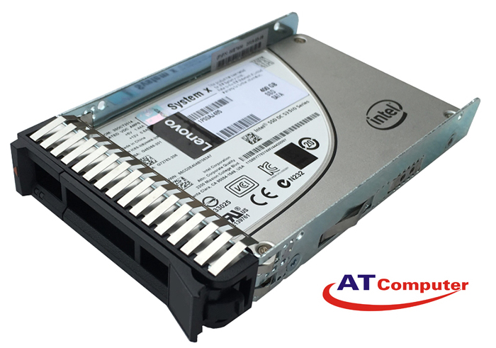 "IBM S3510 480GB SSD SATA 2.5"" 6G SFF G3HS. Part: 00WG625"