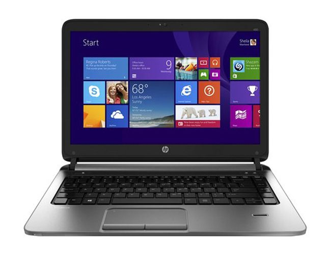 HP ProBook 430 G1, i5-4300U, 4G, SSD 128Gb, 13.3 LED