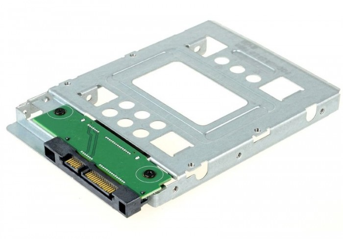 "Tray HP 2.5"" SAS/SATA/SSD to 3.5"" Drive Adapter Converter, P/N: 654540-001"