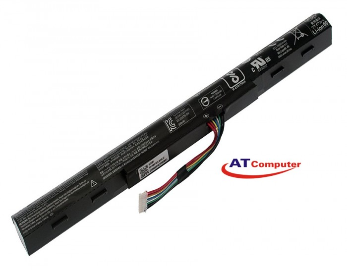 PIN Acer Aspire E5-472, E5-473, E5-475, E5-573, E5-574, E5-575, E5-771, E5-772, 4Cell, Oem, Part: AL15A32, 4ICR17/65