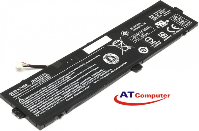 PIN Acer Aspire Switch 12 SW5-271, 4Cell, Oem, Part: AC14C8I(3ICP5/57/80), AC14C8I