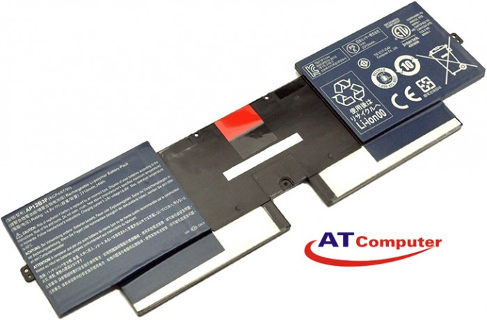 PIN ACER Aspire S5-391. 4Cell, Original, Part: AP12B3F(4ICP4/67/90), AP12B3F, BT.00403.022