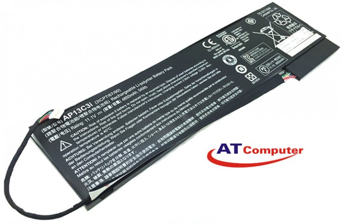 PIN ACER Aspire P3-131, P3-171, TravelMate X313, 3Cell, Oem, Part: AP13C3I(3ICP7/67/90), AP13C3I