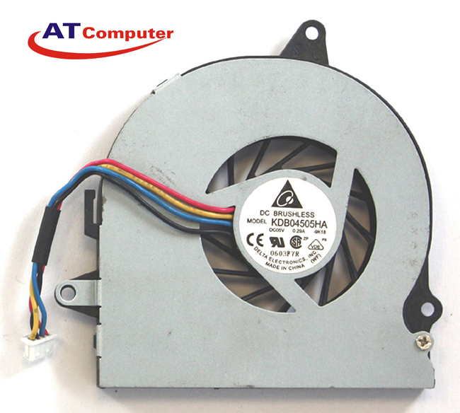 FAN CPU ASUS U35, U35J, U35JC. Part: RX012V-W7HP, KSB05105HA-8G99